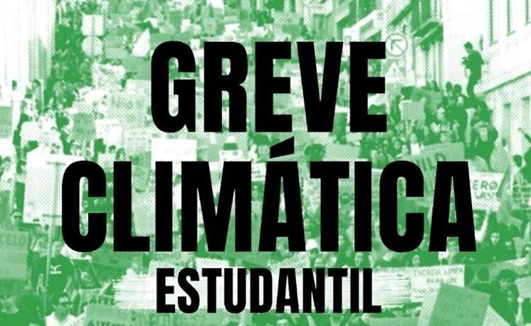 Greve Climática - Cartaz