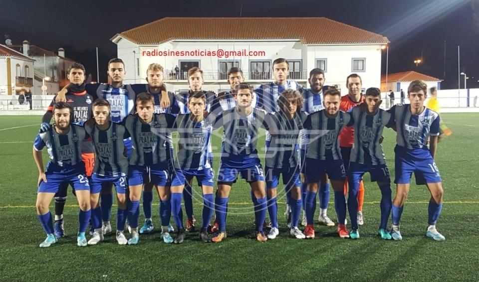 Equipa de Sub-23 do Praia de Milfontes (Época 2019-2020)
