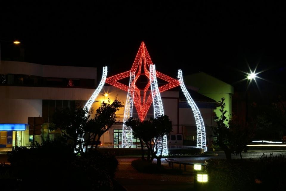 Iluminação de Natal em Grândola 2019