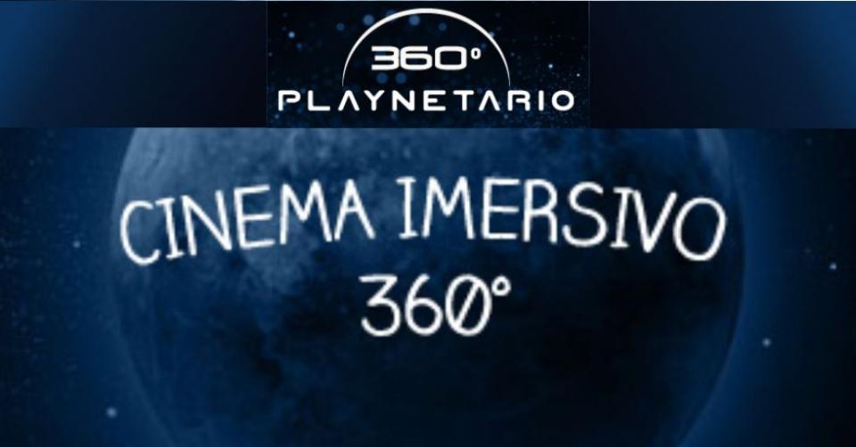 Cinema Imersivo 360º