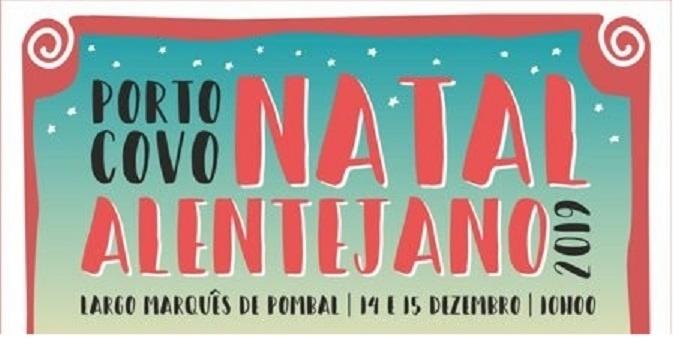 Cartaz Natal Alentejano