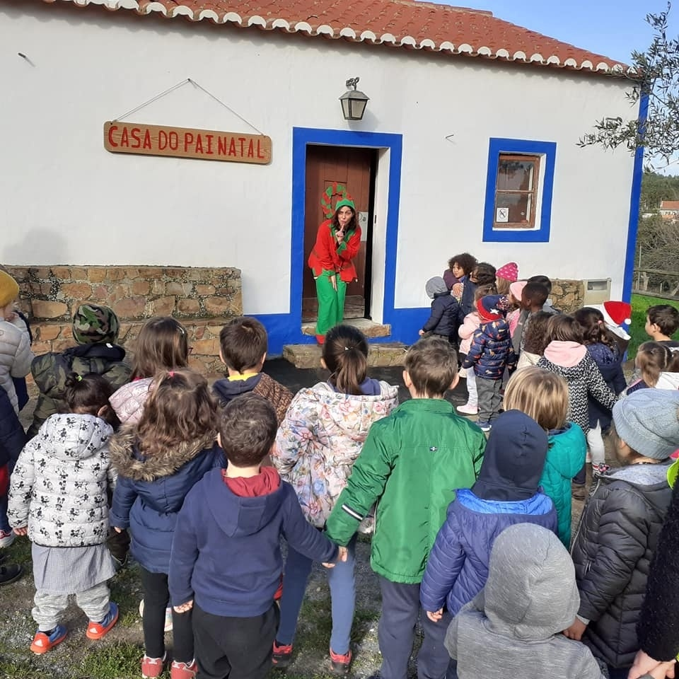 Magia do Natal em São Teotónio