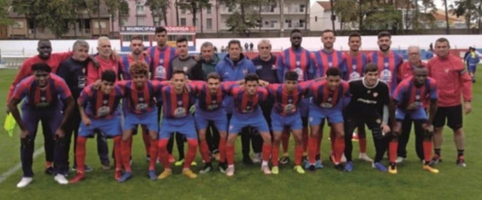 Equipa do União de Santiago do Cacém
