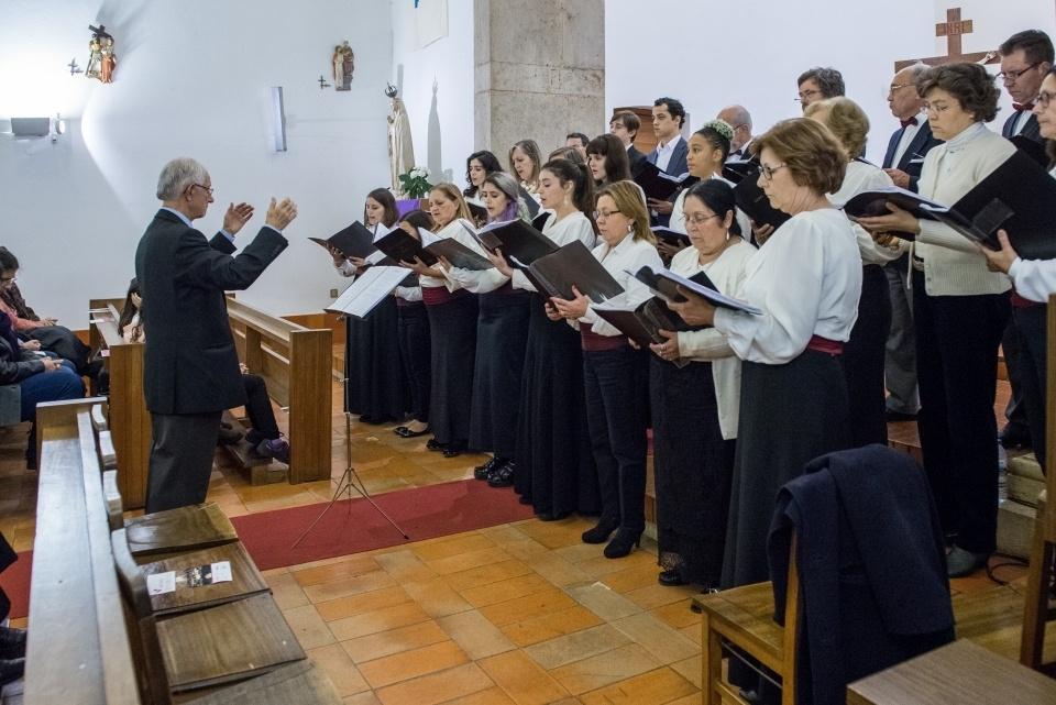 Coro do Carmo de Beja