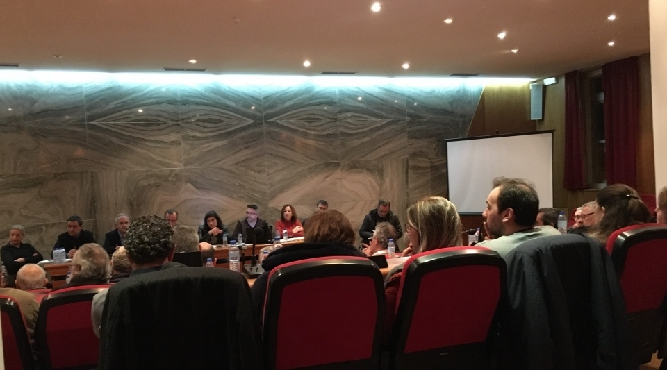 Sessão da Assembleia Municipal de Sines