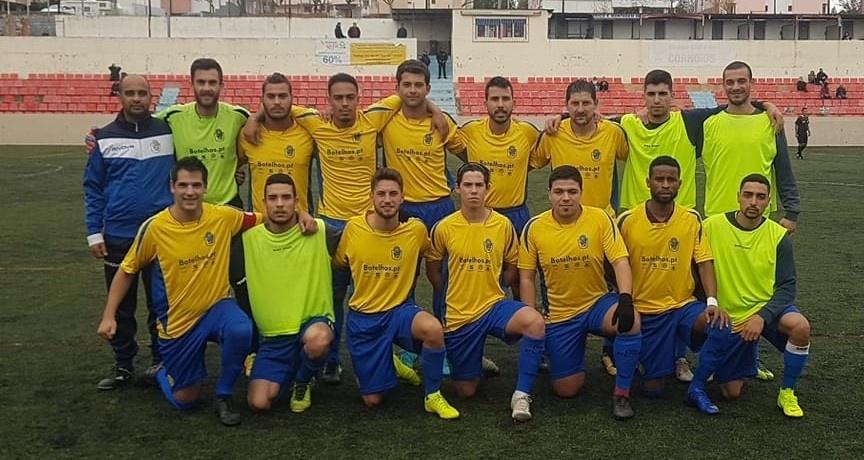 Equipa do Estrela de Santo André  - Futebol