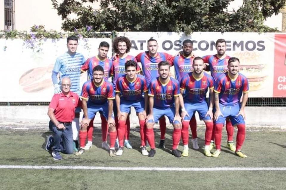 Equipa do Grandolense - Futebol