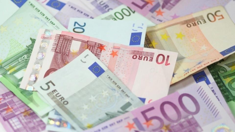 Notas em Euros