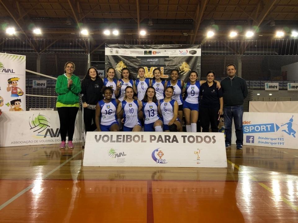 Equipa de Voleibol do Ginásio Clube de Sines