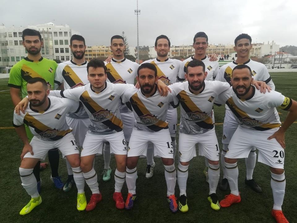 Equipa sénior de futebol do Vasco da Gama de Sines (época 2019/2020)