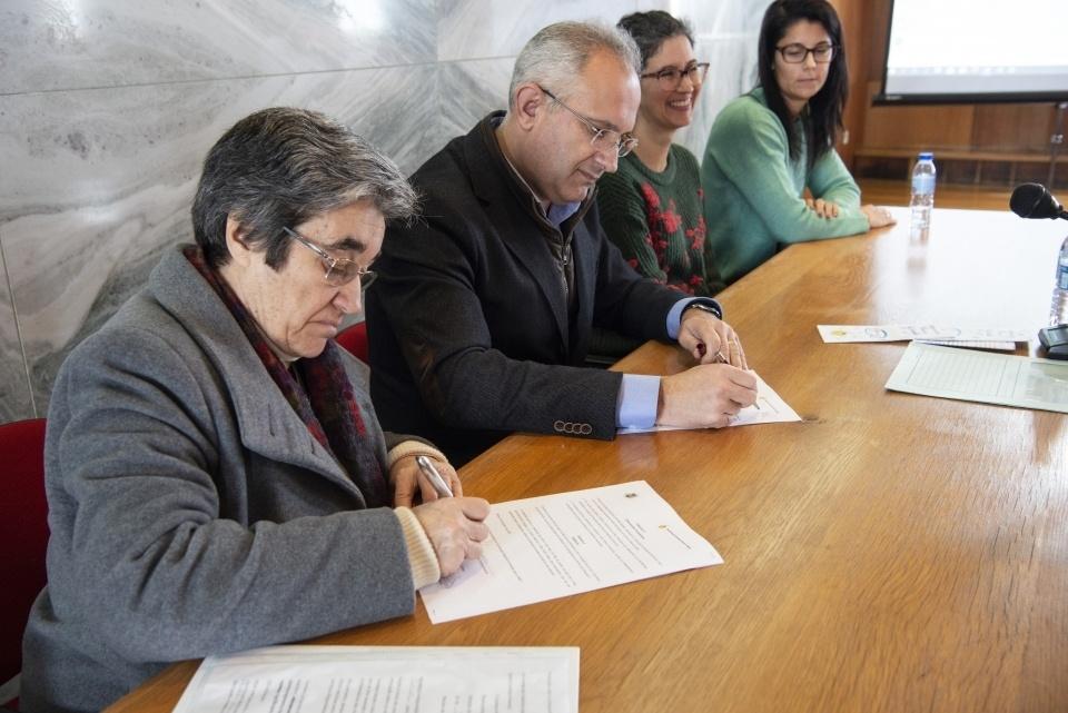 Assinatura de Protocolo entre a SNIPI e Câmara Municipal de Sines