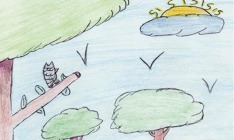 """Capa do livro """"A Árvore da Sabedoria"""" de Raquel Carrilho"""