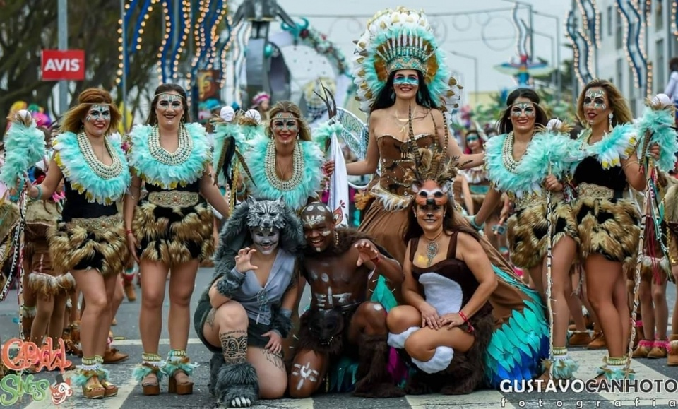 Carnaval de Sines - Folionas