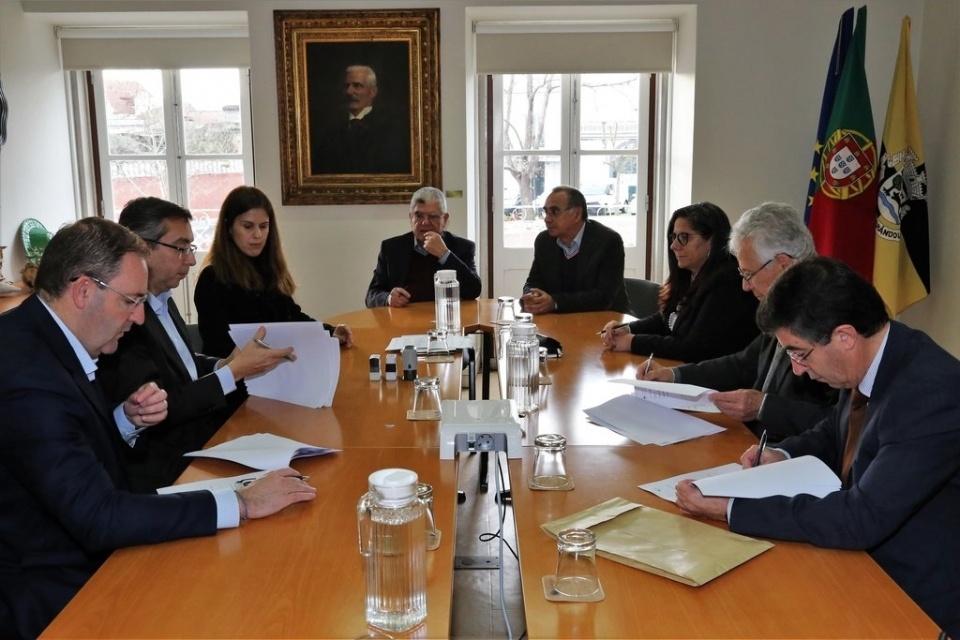 Entidades de Grândola reforçam relações - Janeiro 2020