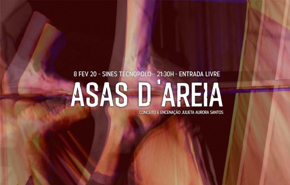 """Teatro do Mar - """"Asas d'Areia"""""""