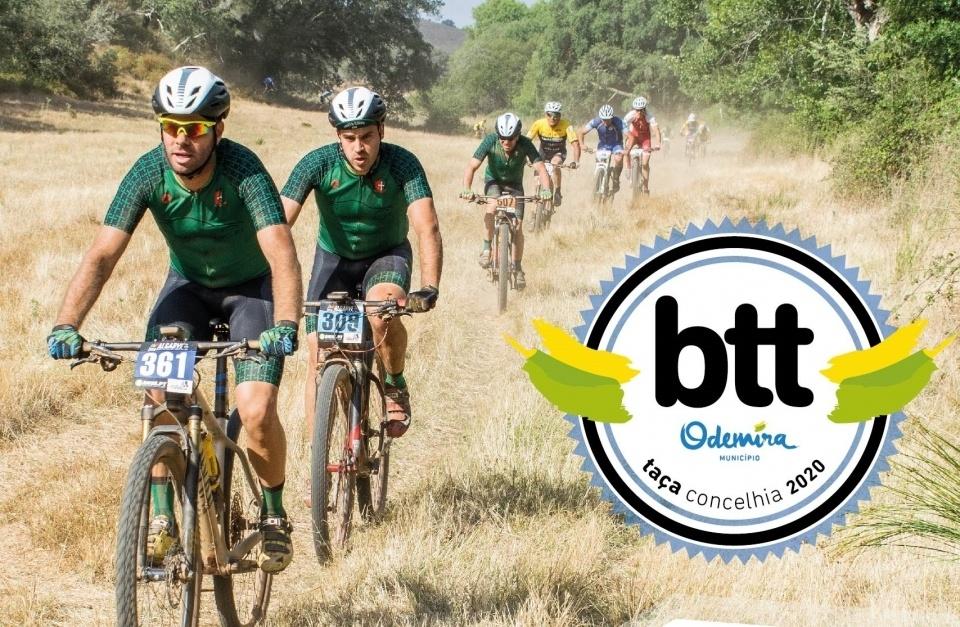 Cartaz da 7.ª edição da Taça Concelhia de BTT
