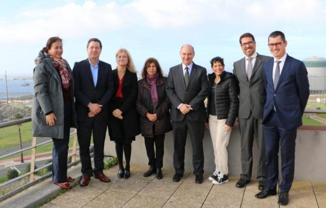 Porto de Sines recebeu delegação do Panamá