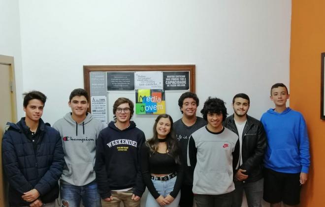 Tomás Nascimento foi eleito presidente da Média Jovem de Porto Covo
