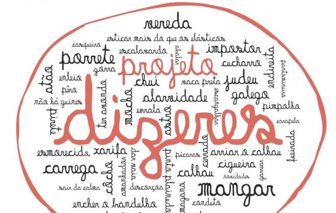 """Glossário do projecto """"dizeres"""" já disponível na internet"""