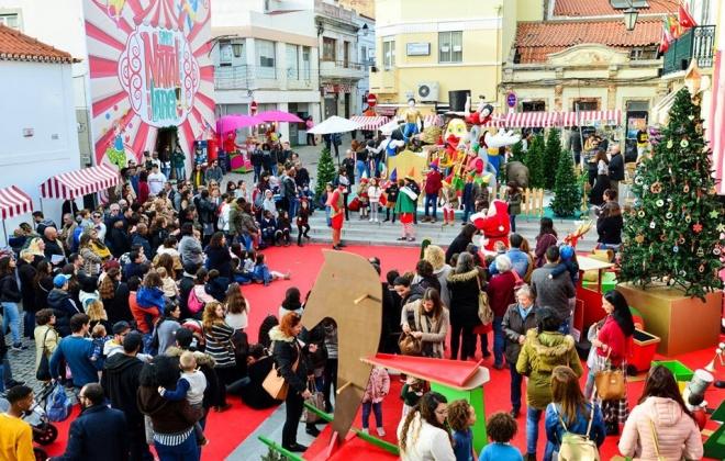 Natal no Largo tem inicio hoje e decorre até domingo no centro histórico de Sines