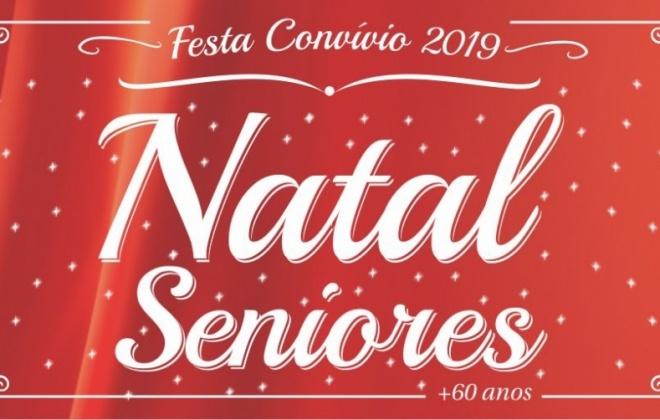 """Inscrições para o convívio """"Natal Seniores"""" encerram nesta segunda-feira"""