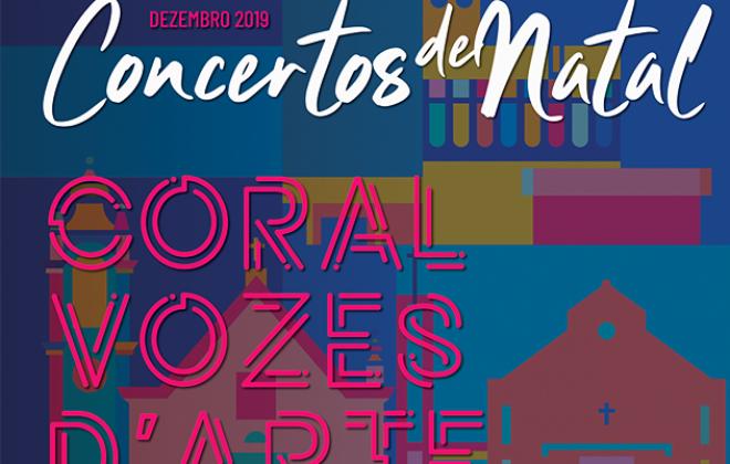 Coral Vozes D'Arte realiza hoje um concerto de Natal no Cercal do Alentejo