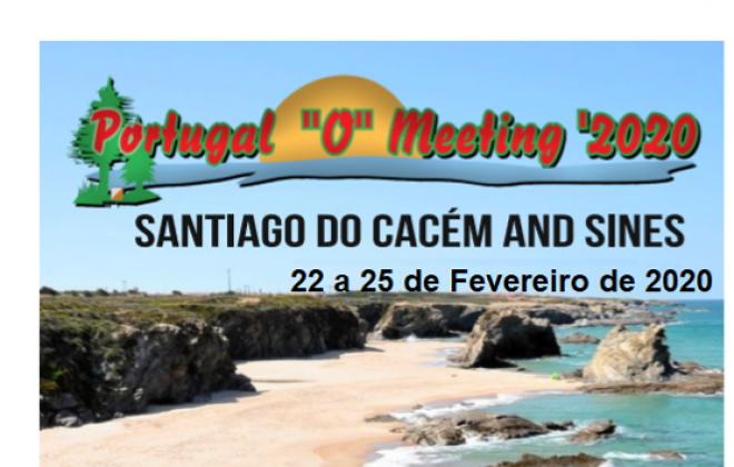 """Santiago do Cacém e Sines recebem o """"Portugal O Meeting 2020"""" em fevereiro de 2020"""