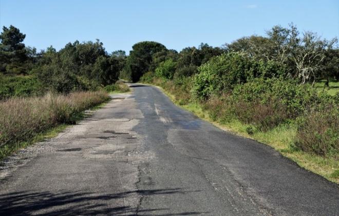 Obra de beneficiação da Estrada das Sobreiras Altas arranca em janeiro