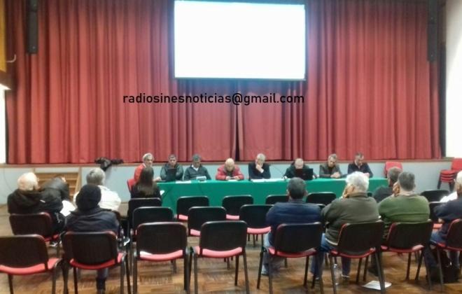 Associação de Bombeiros de Sines realiza Assembleia Geral nesta sexta-feira dia 21 de fevereiro