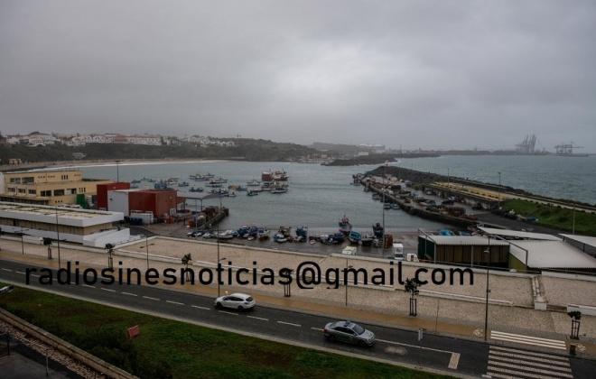 Forte ondulação encerrou portinhos de pesca nos concelhos de Odemira e Sines