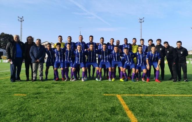 Seleção da AF Setúbal despediu-se com duas derrotas da Taça das Regiões
