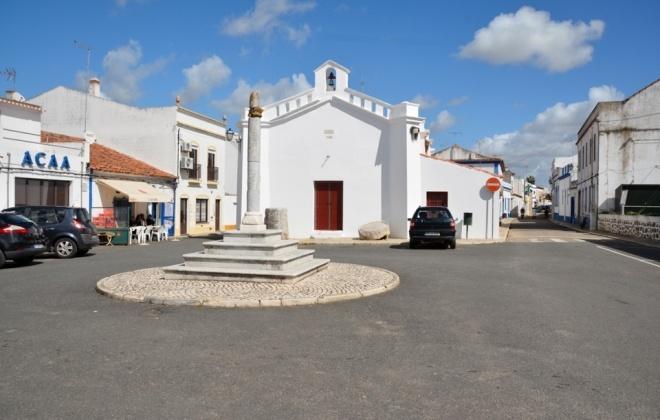 Obras de requalificação do centro histórico de Alvalade começam dia 2 de janeiro