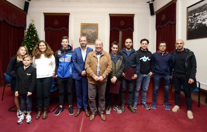 Câmara Municipal de Santiago do Cacém concede apoio financeiro a onze atletas do concelho
