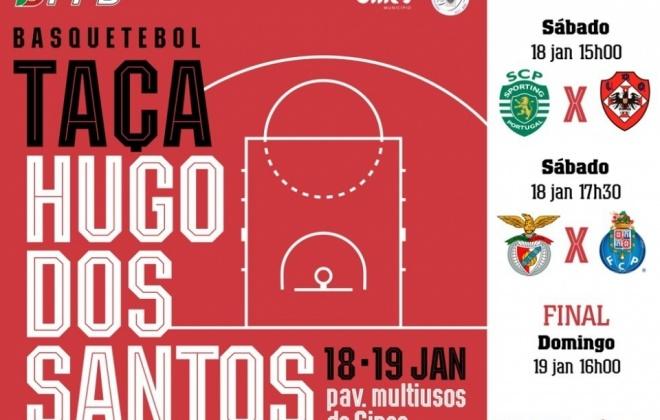 Sines recebe as melhores equipas de Basquetebol nos dias 18 e 19 de janeiro de 2020