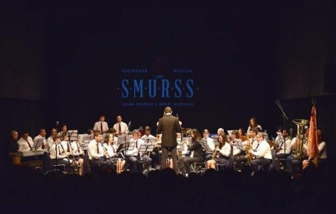 Centro de Artes de Sines recebe concerto da banda da SMURSS