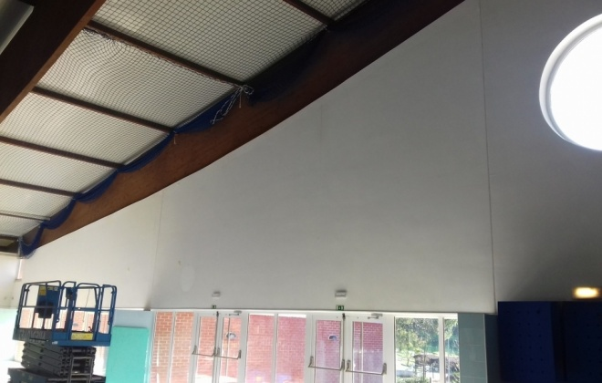 Piscinas Municipais de Santiago do Cacém reabrem ao público na próxima quinta-feira após reparação da cobertura