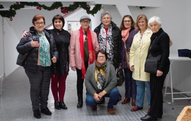 Voluntárias dos espaços seniores municipais de Sines e Porto Covo visitaram o Banco do Bebé