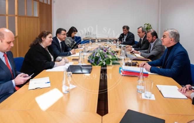 Ministra Alexandra Leitão iniciou no Alentejo o Roteiro para a Descentralização