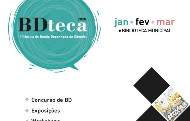 Mostra de Banda Desenhada decorre até março em Odemira