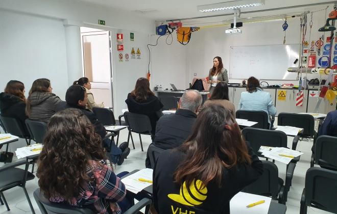 """15 empresas participaram no workshop """"Qualidade e sustentabilidade"""" que decorreu em Sines"""