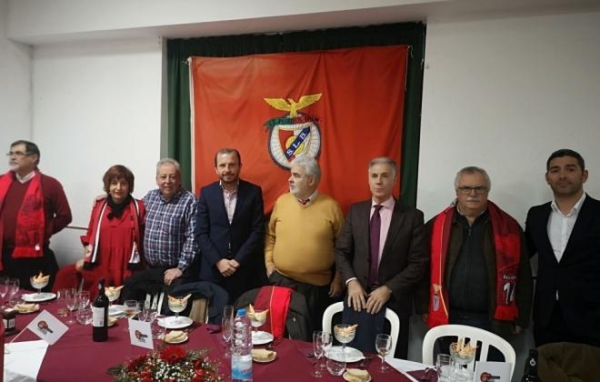 Casa do Benfica de Santiago do Cacém comemorou 30 anos