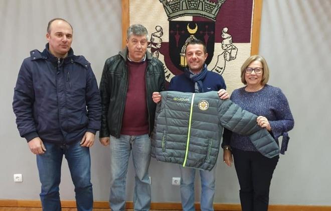 Câmara de Aljustrel ofereceu equipamentos desportivos a todos os atletas federados do concelho