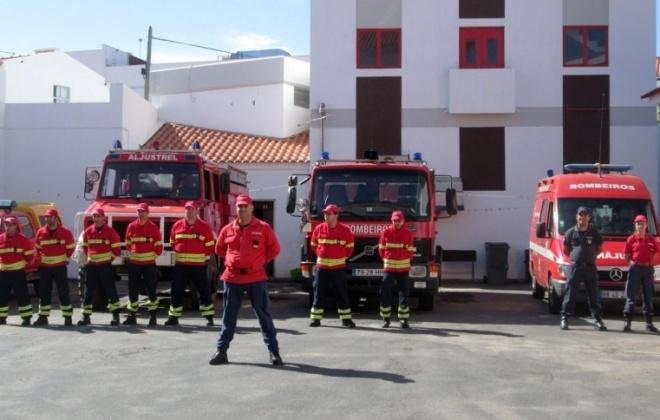 Bombeiros de Aljustrel comemoram 71 anos no próximo domingo