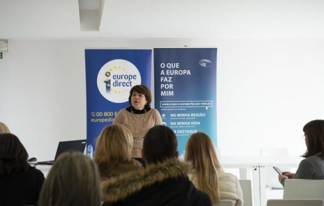 """Programa """"Europa para os Cidadãos"""" foi apresentado em Sines"""