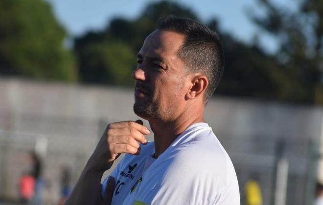 Jorge Coelho pediu a demissão de treinador da equipa sénior do Vasco da Gama de Sines