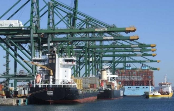 25 milhões de euros de cocaína apreendidos no Porto de Sines