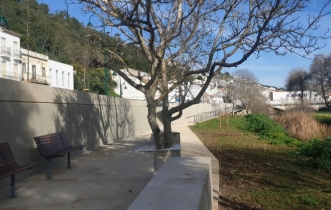 Parque Verde da Ribeira de Aljezur já está concluído