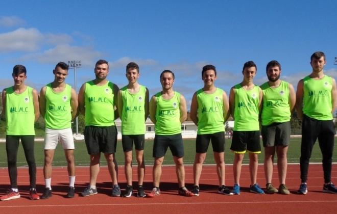 Equipa de atletismo da Casa do Povo de São Luís sagrou-se campeã distrital