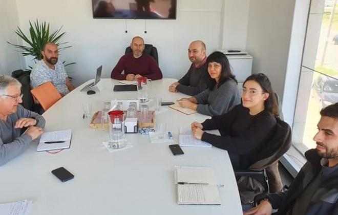 BE e o SIEAP discutem o encerramento da Central de Sines da EDP