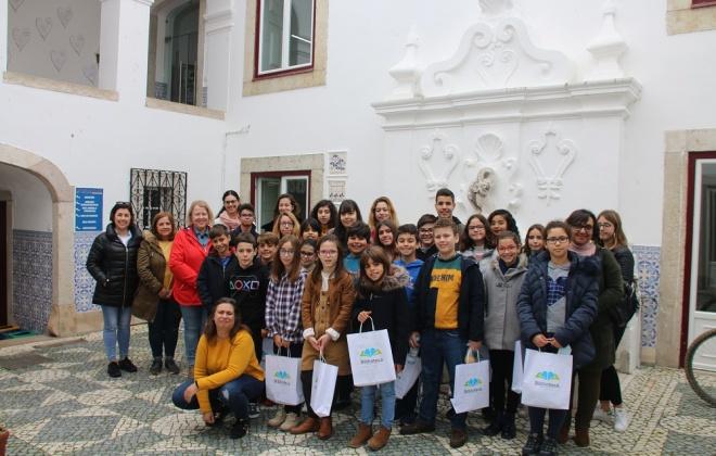 Biblioteca de Alcácer do Sal acolheu final municipal do Concurso Nacional de Leitura